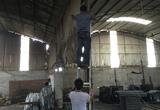 厂房布线作业